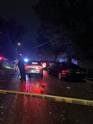 Knoxville Police are investigating shooting that left one dead at the 2900 block of Hillside Avenue, Oct. 28, 2020.