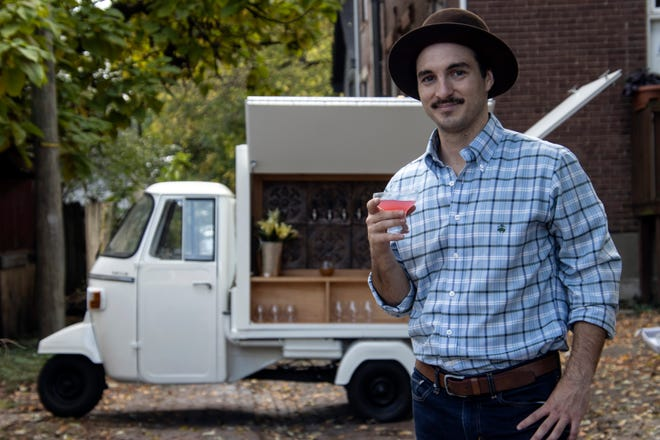 Mocktail Project founder Jesse Hawkins can bring the party to you with his mobile approach to a banquet beverage operation. 10/23/20