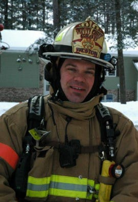 Kristopher Grod was hired as the new fire chief for the Village of Sussex.