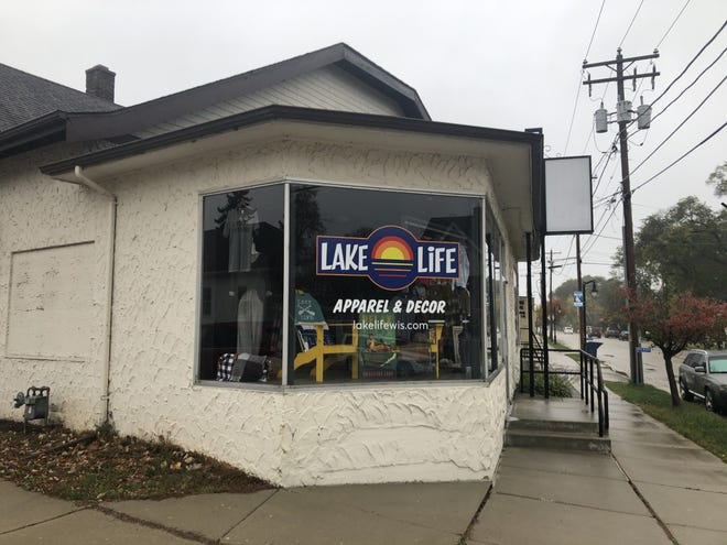 Lake Life, an apparel and décor shop, recently opened in Okauchee.