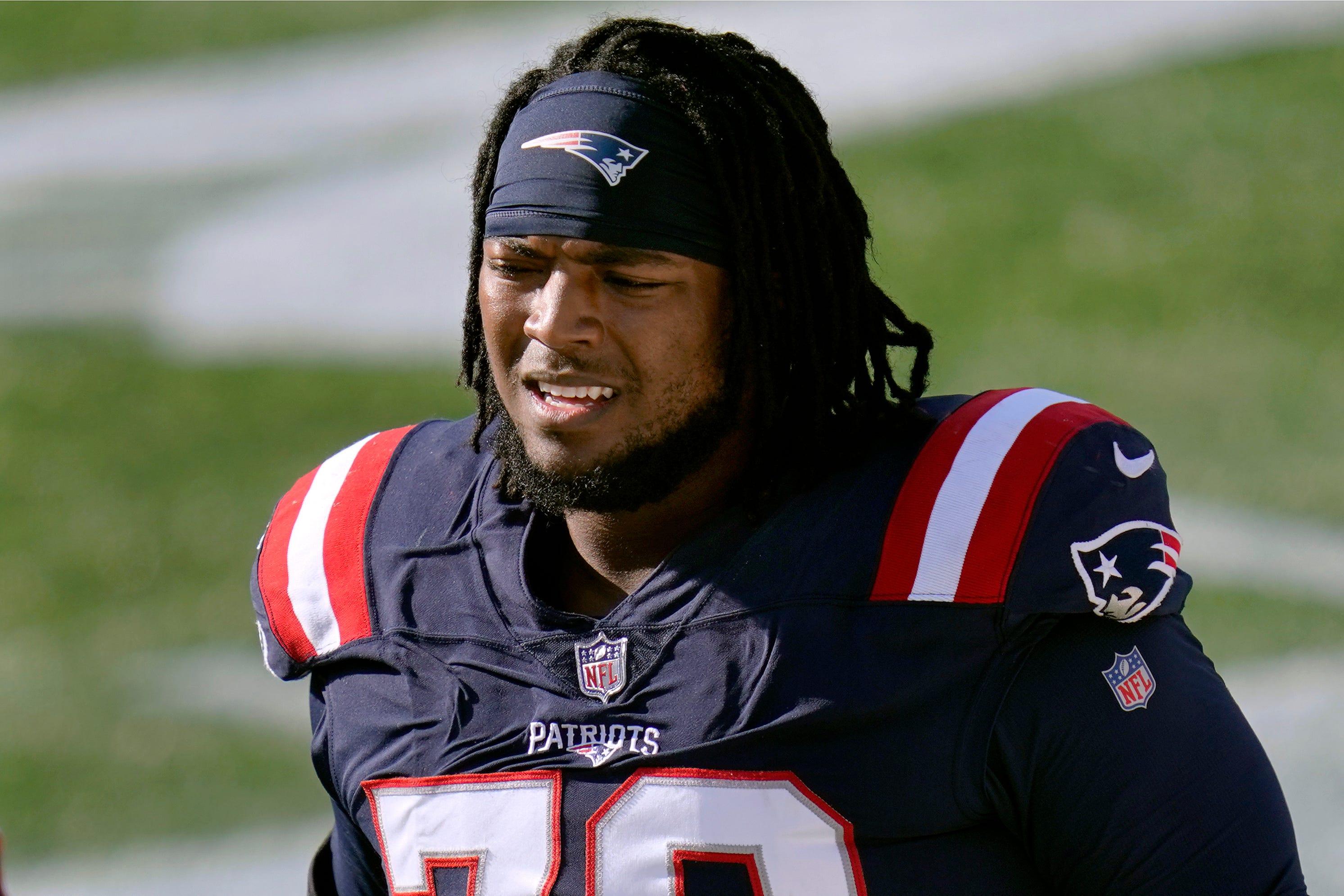 Adam Butler through the years with Patriots, Vanderbilt football