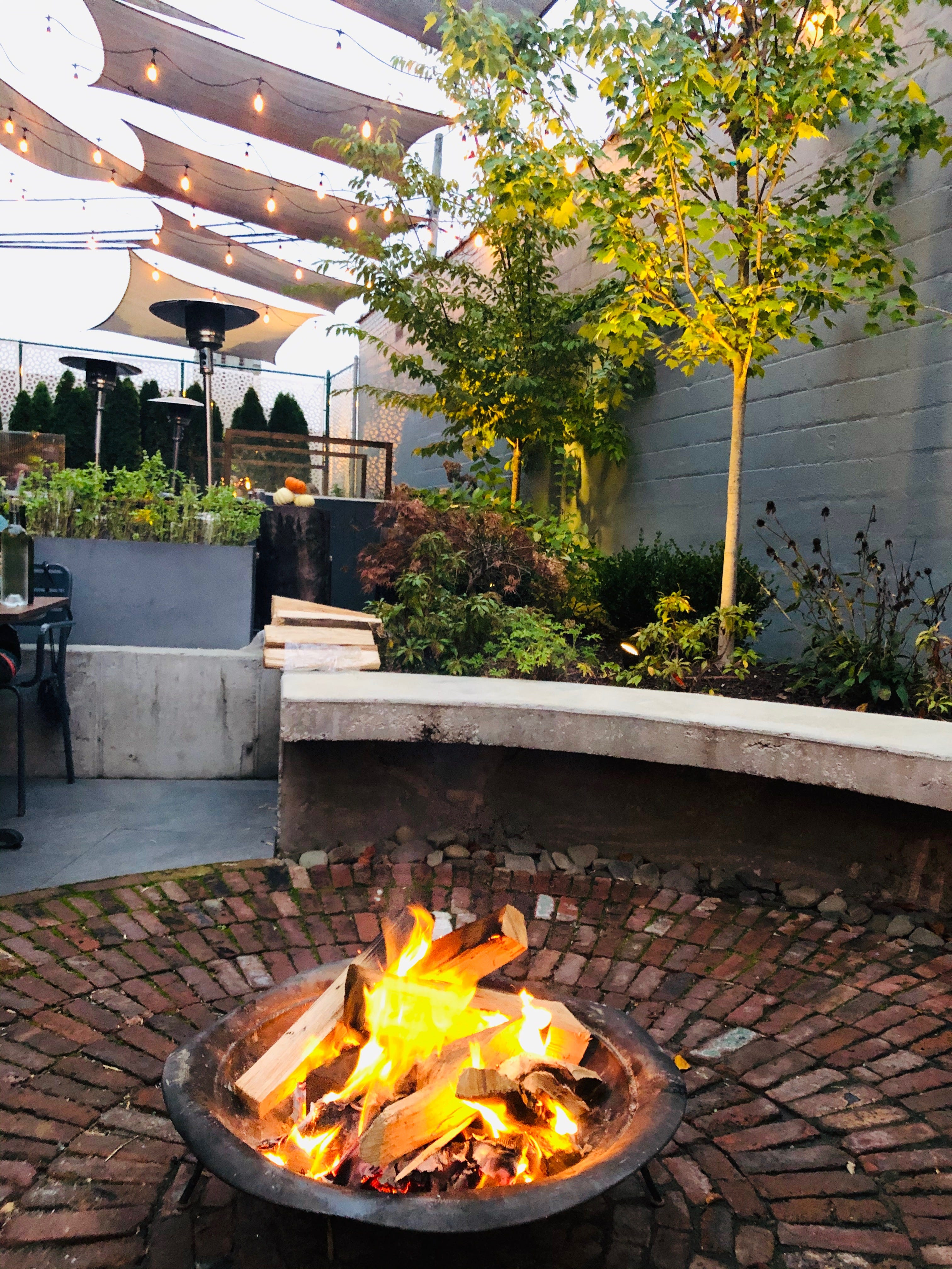 Nj Restaurants With Fire Pits For Outdoor Dining