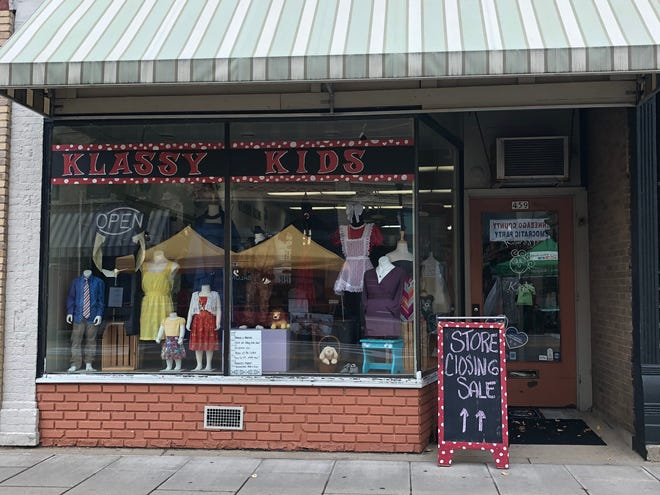 Klassy Kids closed its brick-and-mortar location in October to focus on starting on an online store.