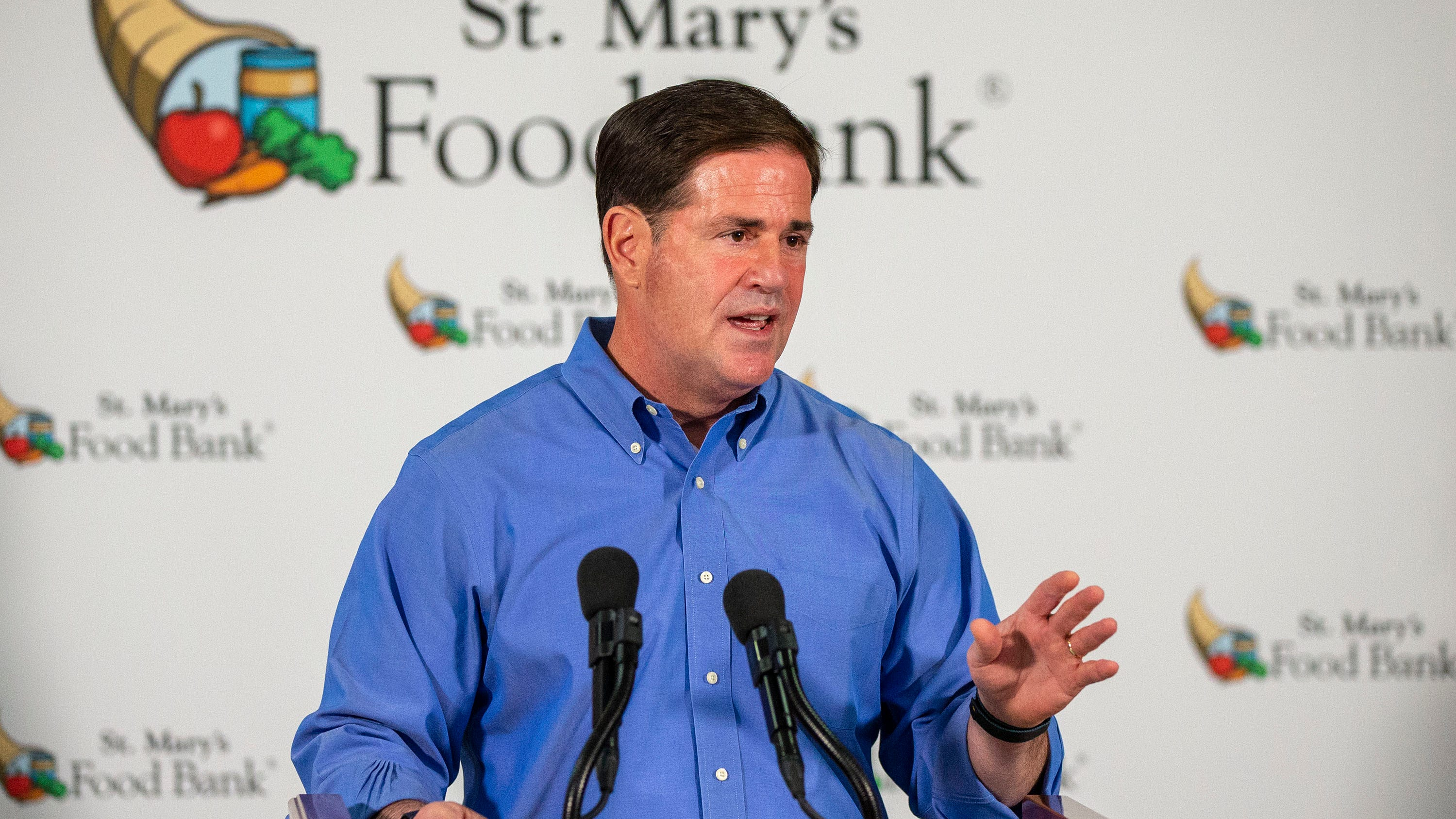 Ducey warns public on COVID-19, won't issue new restrictions