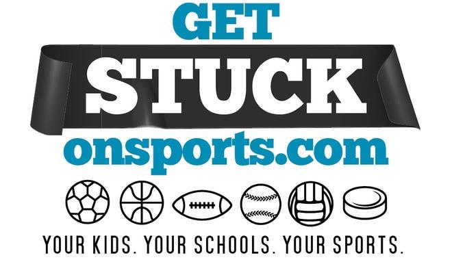 Get Stuck on Sports logo