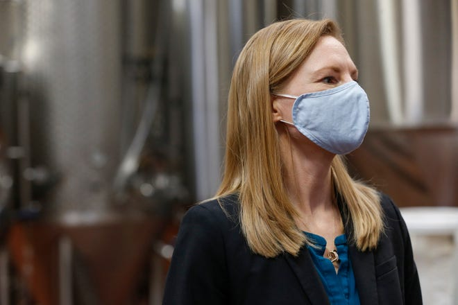 Missouri Auditor Nicole Galloway is suing the State Board of Accountancy, arguing that it is improperly applying state law that could put the licenses of those of her office at risk and reduce government transparency.