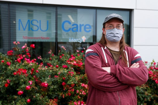 Leland hurry  has been a patient at MSU Care since 2018, when he was diagnosed with diabetes.