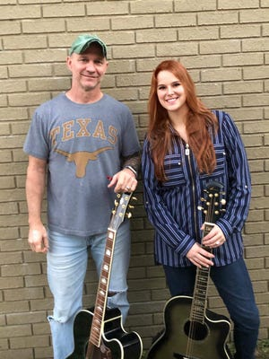 Jamie Langley and Stage Coach singer Ashton Stoyer are gearing up for their next gig at The Wine House on Market Street on November 6.
