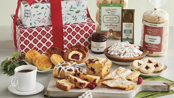 Gifts for new parents: Wolferman's