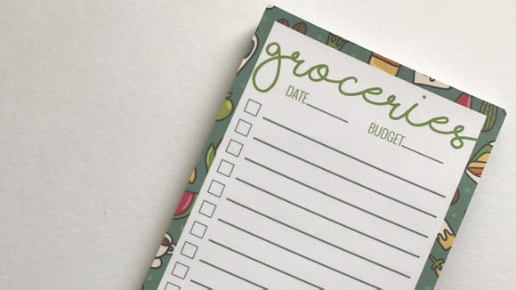 This notepad is every organized person's dream.