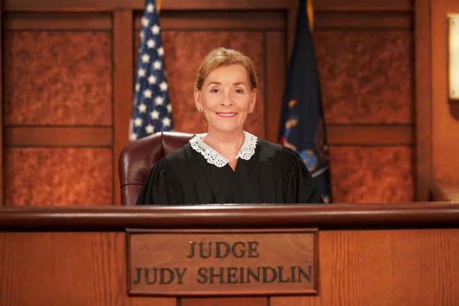 "Judy Sheindlin, star of the longrunning courtroom show ""Judge Judy."""