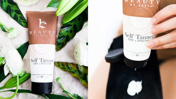 Best skincare gifts for beauty lovers: Beauty by Earth Self Tanner