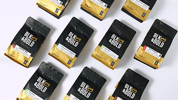 Instead of getting them a Starbucks gift card, get 'em some BLK & Bold coffee.