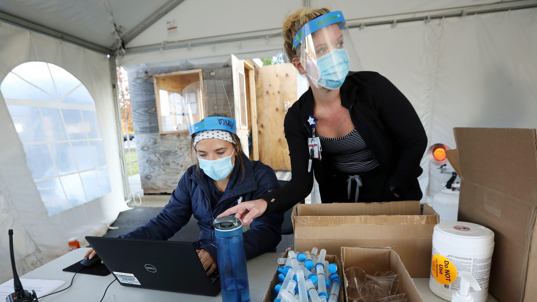 Coronavirus updates: El Paso, Texas, to go on 2-week shutdown; New York tops 500K cases; Wisconsin runs low on ICU beds; 227K US deaths