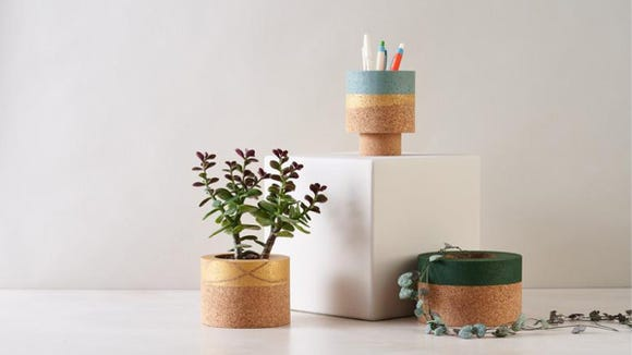 Plant parents will immediately be obsessed with these gorgeous pots.