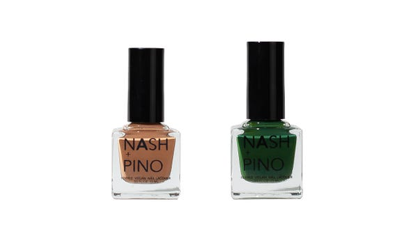 Nail polish is always a great stocking stuffer.