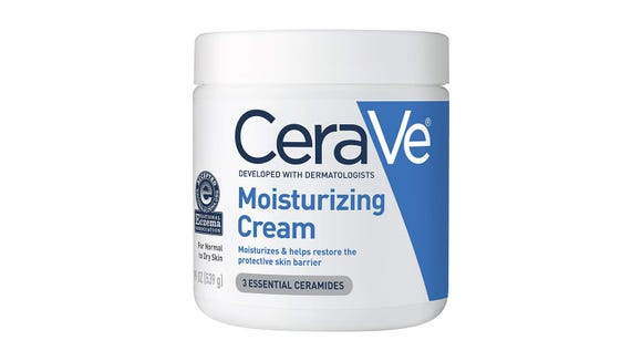 Best skincare gifts for beauty lovers: CeraVe Moisturizing Cream