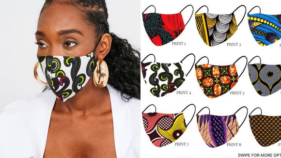 If you know someone that has a mask that matches with every outfit, this gift is a must-have.