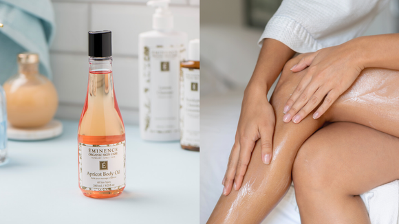 Best skincare gifts for beauty lovers: Eminence Organic Skin Care's Apricot Body Oil