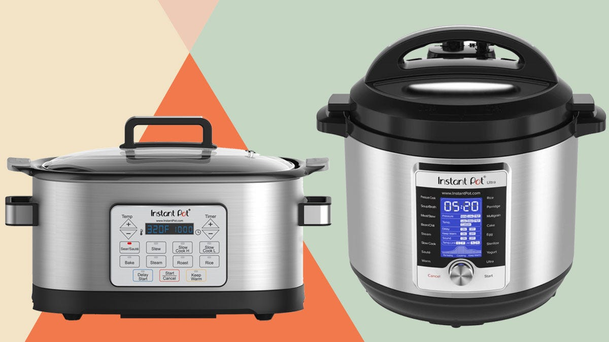 You can get incredible deals on Instant Pots right now ahead of Black Friday 2020