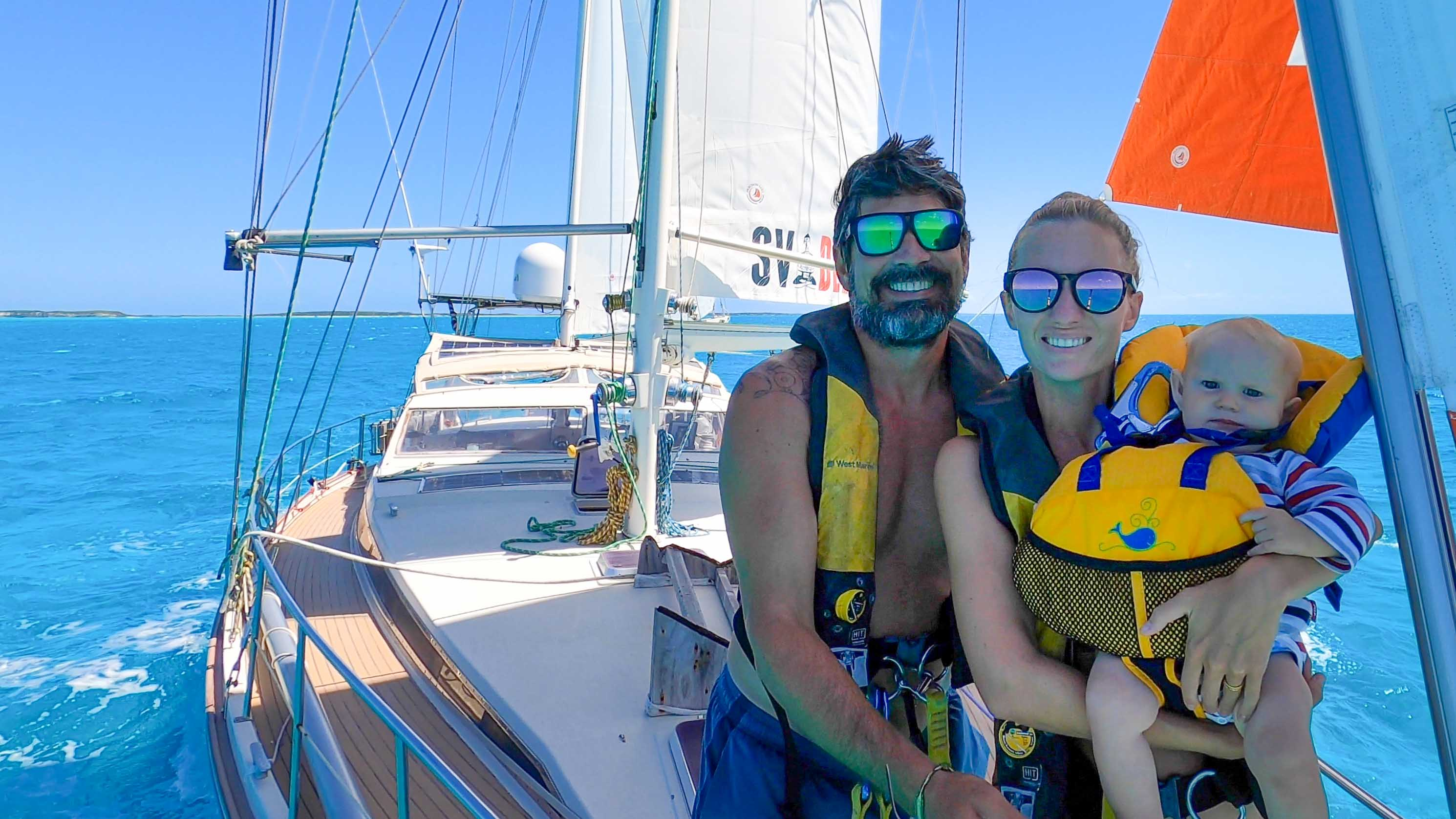 'We're vagabonds of the sea': How this YouTuber quit his job to sail the world