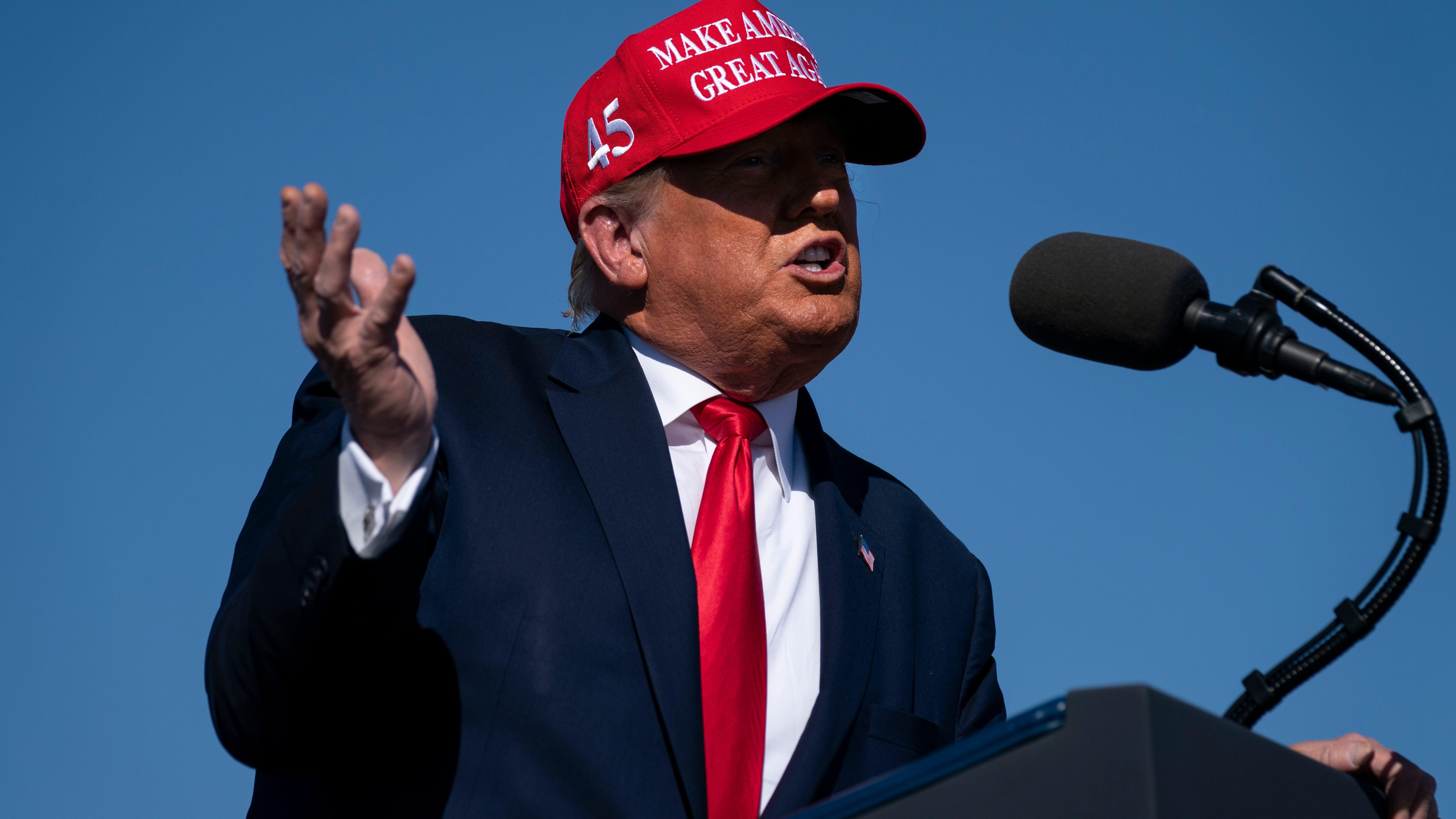 Conservatives should reject Trump, vote Biden to preserve US moral core
