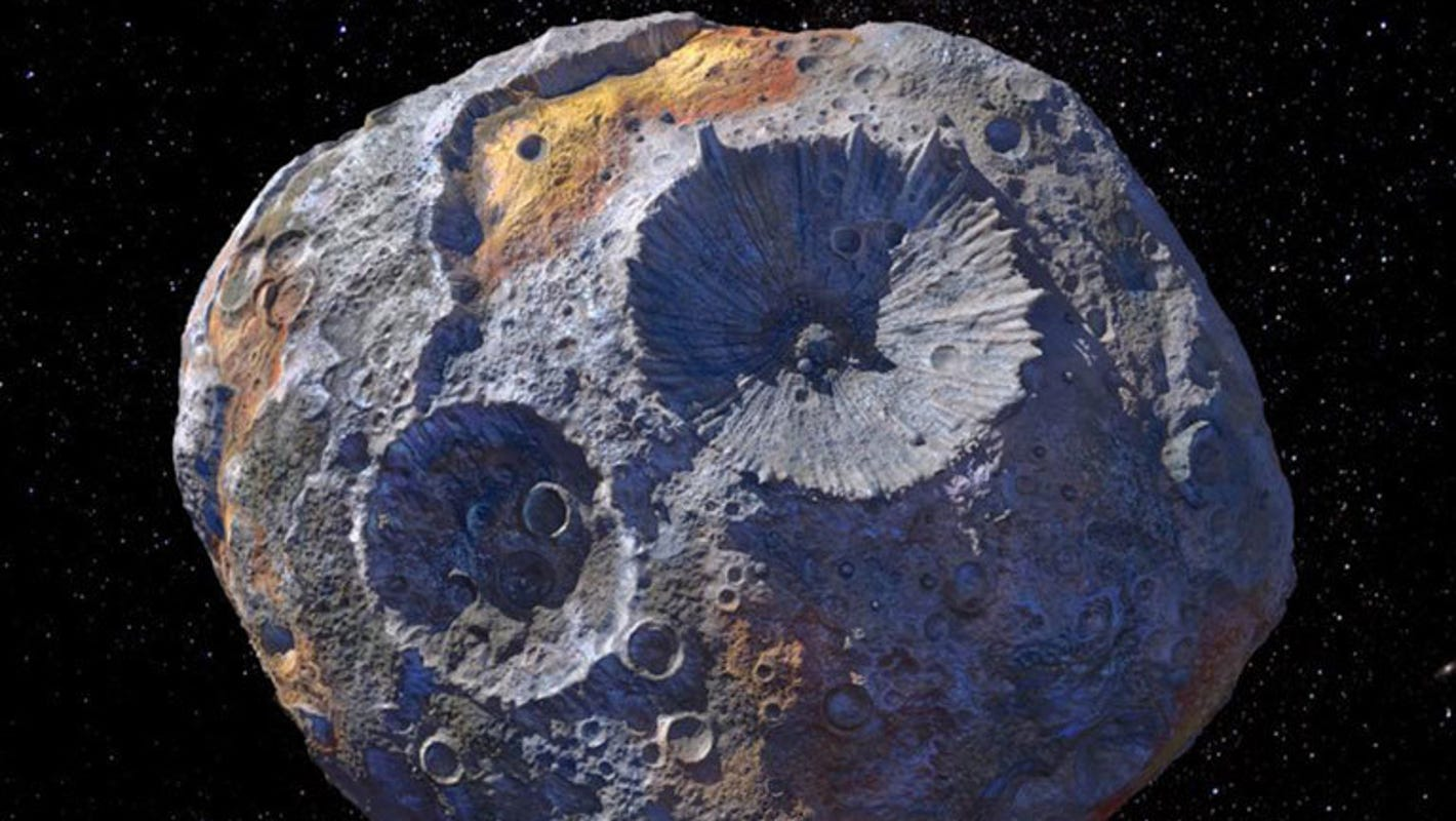 This isn't your typical space rock: There's a metal asteroid out there worth $10,000 quadrillion