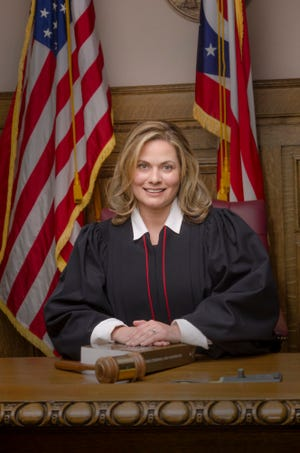 Akron Municipal Court Judge Nicole Walker