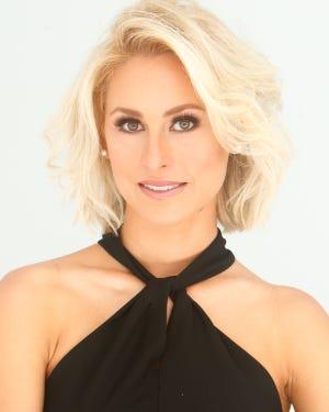 Miss Ohio 2019, Caroline Grace Williams, stars as Cinderella on the  Renaissance stage Nov. 13-14 and 20-21.