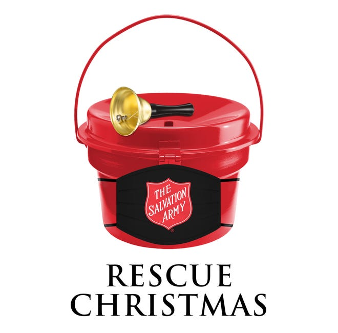 The Salvation Army needs bell ringers for this year's Red Kettle Rescue Christmas campaign.