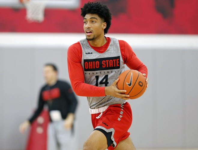 Justice Sueing, a 6-foot-7 forward, had surgery on his left foot during the winter but is expected to be a key contributor for the Buckeyes.