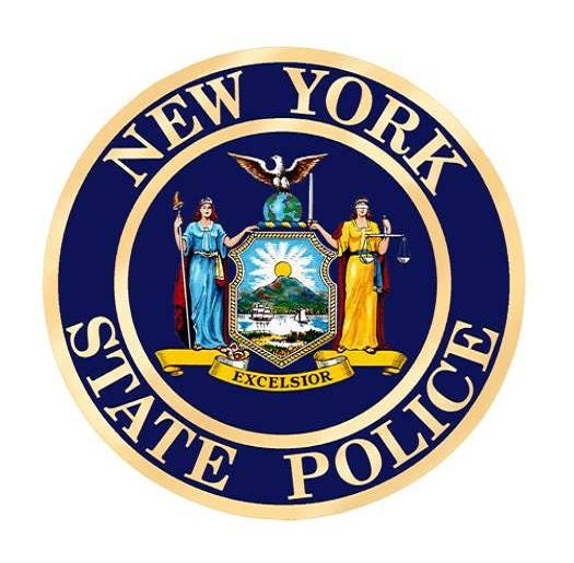 New York State Troopers insignia.