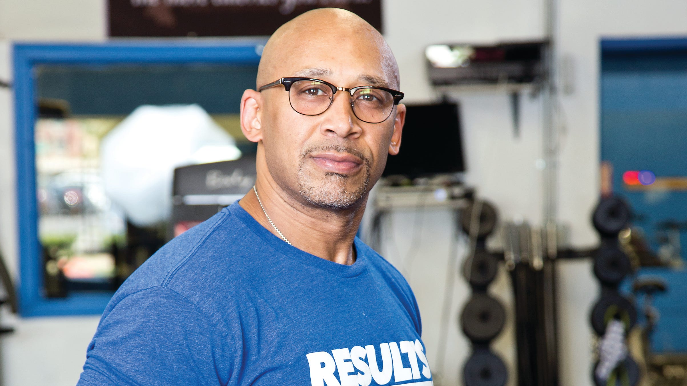 James Gullatte founded B.O.S.S. Fitness in 1999 while still in prison.