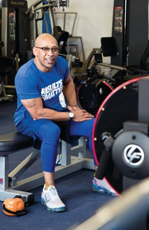 While incarcerated, James Gullatte founded B.O.S.S. Fitness.