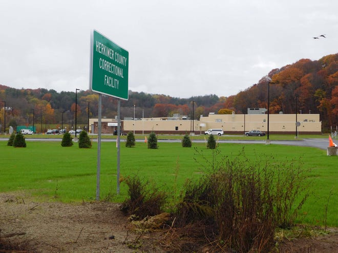 The completion date for the new Herkimer County jail is now set for Dec. 1. Contractors are waiting for some parts to arrive before they can wrap up the work.
