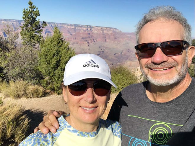Mike Lorion and his wife, Sandy, live in Indio, California, but enjoy traveling in their motor home. The former GHS quarterback stays active in athletics by playing golf and pickleball as well as coaching Little League baseball.