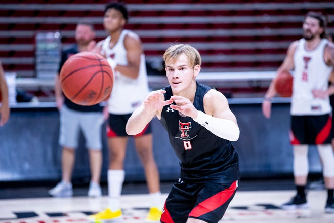 Texas Tech guard Mac McClung received word Friday, Oct. 30, 2020, that his immediate eligibility waiver was approved by the NCAA.