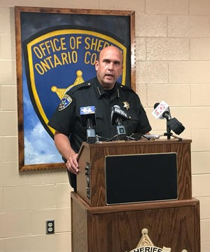 Ontario County Sheriff Kevin Henderson next week will host a virtual public forum designed to garner input in order to improve the Sheriff's Office's operations.