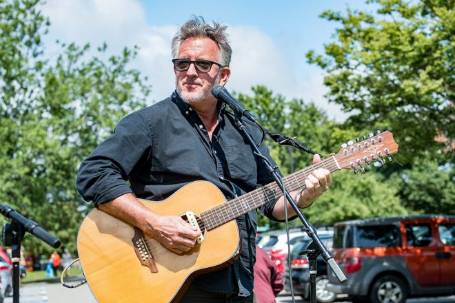 """Bob Kendall released the song """"Put Your Money Where Your Mouth Is"""" on Oct.12. The Middletown resident's release calls on people to vote in 2020."""