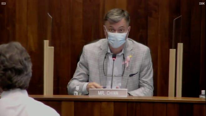 Mayor Pro Tem Rick Chinn