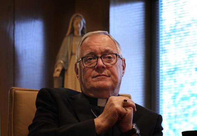 Thomas J. Tobin, the Roman Catholic bishop of Providence, is not afraid to make waves — including questioning the pope's support for civil unions among same-sex couples.