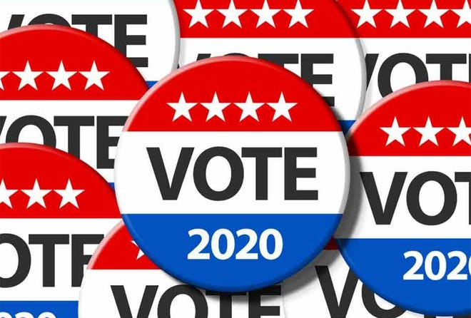 Two polling places in Lafourche will relocate for the presidential election Tuesday.