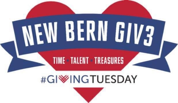New Bern Giving Tuesday