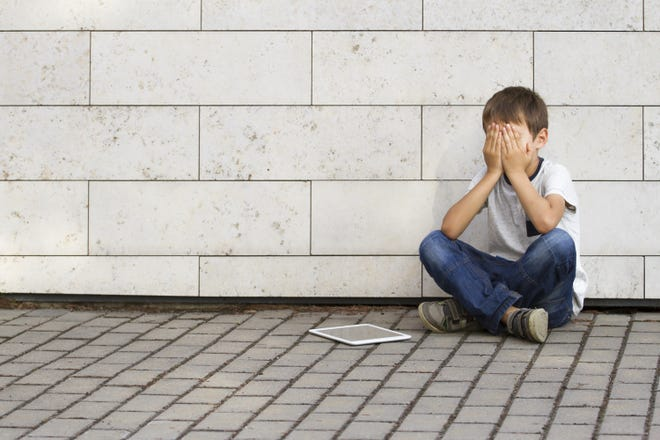 Mental health professionals are likely to explain misanthropic kids as suffering biochemical imbalances.