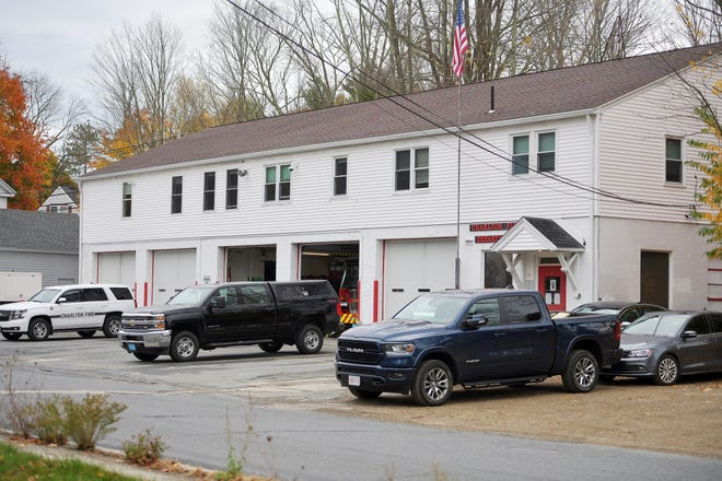 Charlton voters defeated a measure to fund a public safety building that would replace police and fire buildings, including Fire Department headquarters on Power Station Road.