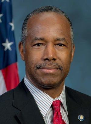 Ben Carson, U.S. Secretary of Housing and Urban Development