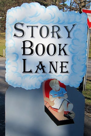 Storybook Lane is an annual tradition at Tuscora Park.