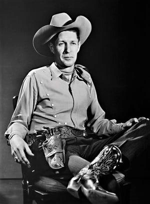 "Noted Southern Colorado media personality Buddy Johnson, subject of the new book ""Buddy Johnson: A Colorado Original."""