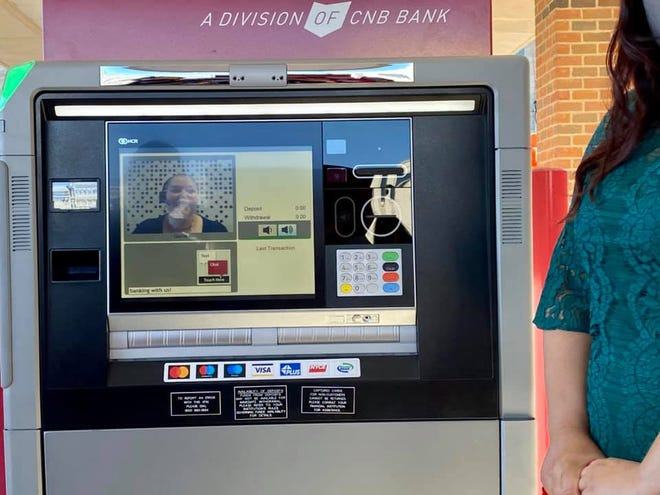 FCBank customers can access an enhanced teller machine, or ETM, through the drive-thru lanes at the branch at 1669Fifth Ave. near Grandview Heights and Upper Arlington. The machines offer video interaction with an FCBank agent who is working from a call center in Bucyrus.