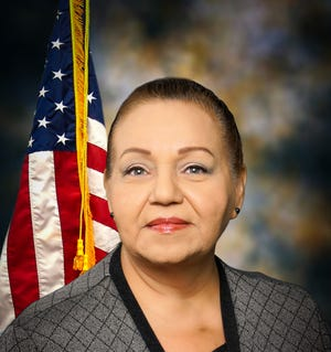Victorville City Council candidate Lizet Angulo in an undated photo.